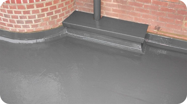 Boston Build Glass Fibre Flat Roofing System