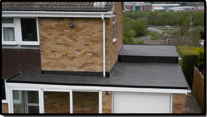 Example Roofing Job In Grantham